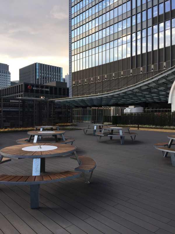 department store rooftop gardens
