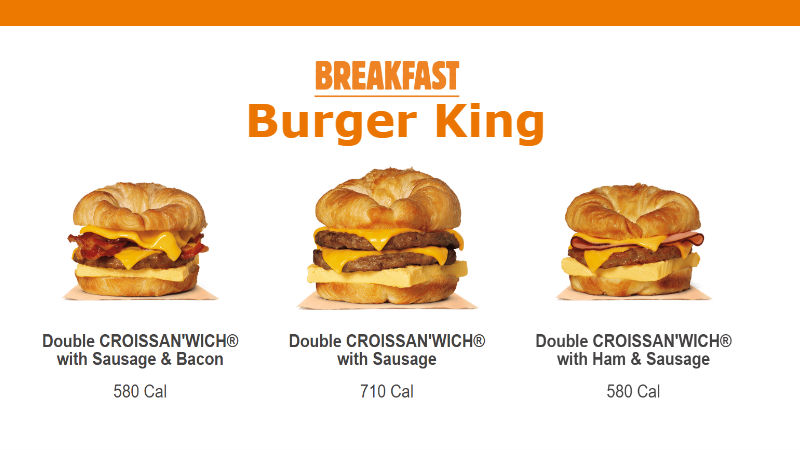 Burger King Breakfast Hours | Sandwiches, Bacon & BK Cafe Coffee