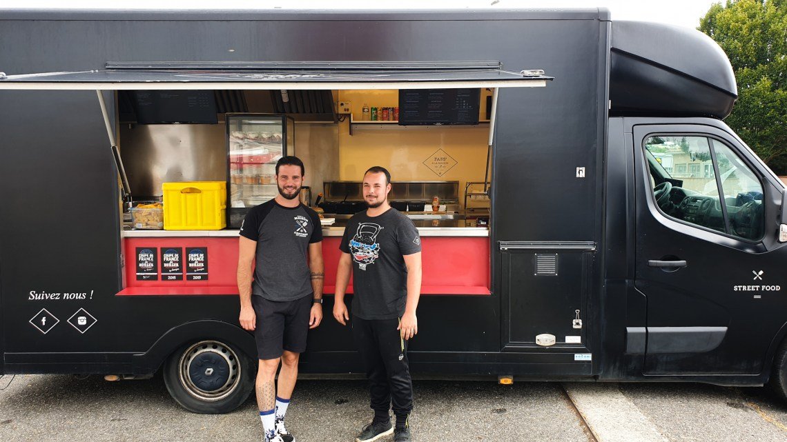 Foodtruck Pass' à la Maison