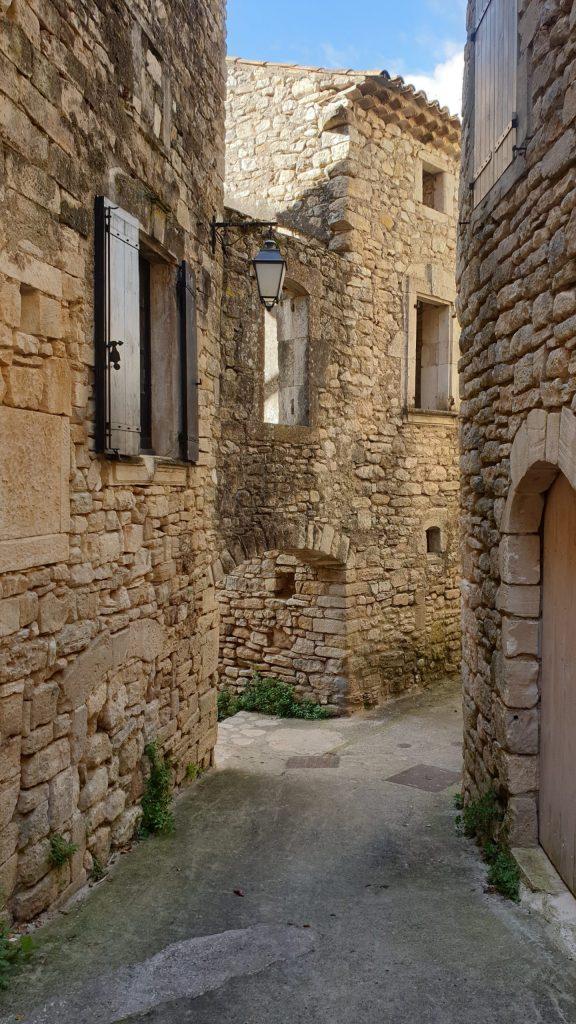 Montclus, Provence Occitane