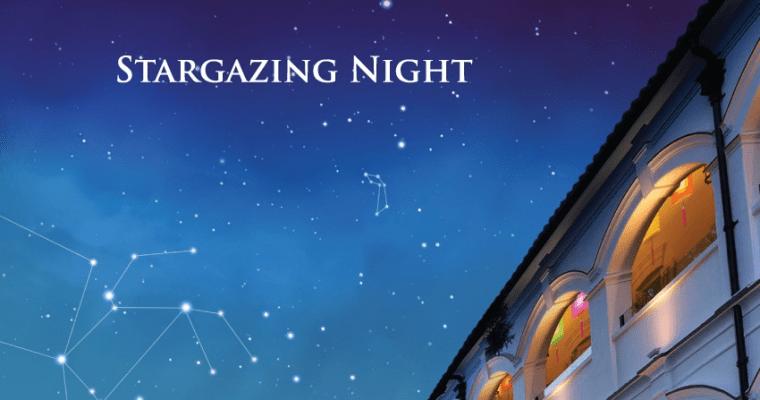 【大澳觀星+BBQ之夜】天文台話周五就轉涼,係時候去郊遊啦!去大澳觀星兼BBQ啱唔啱feel?