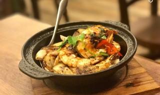 【百味鮮】必吃九層塔胡椒蝦