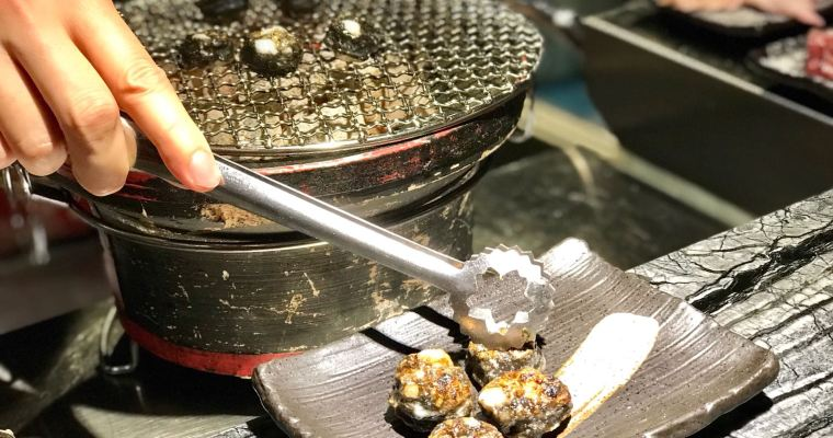 【橘焱】台式炭燒烤肉,讚!