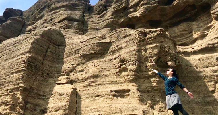 【鬈毛妹在濟州】天然景觀之旅