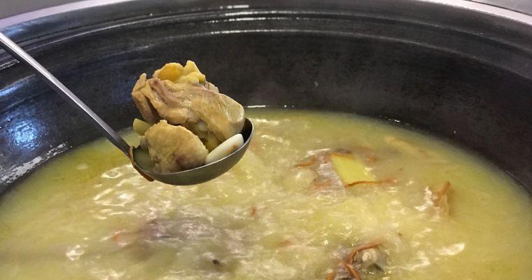 【彩興來來火鍋】大大鑊濃郁雞湯邊爐