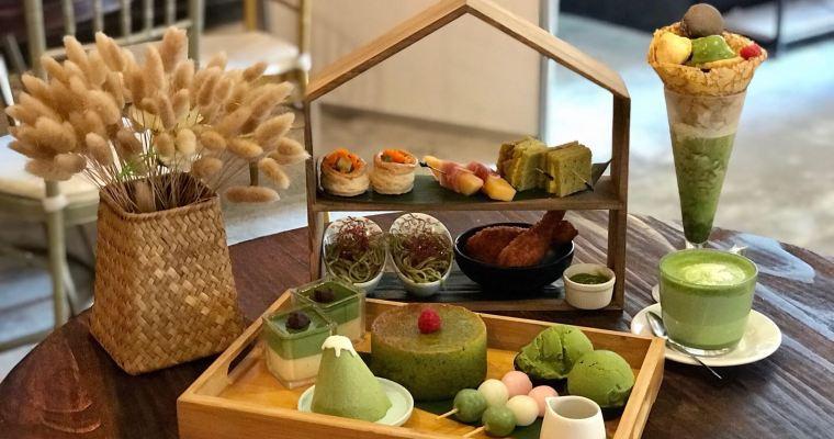 【嚐品慕茶】靚絕抹茶Tea Set