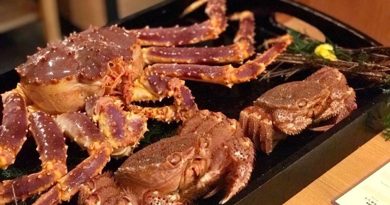 【蟹慶】吃蟹飽,好滿足!