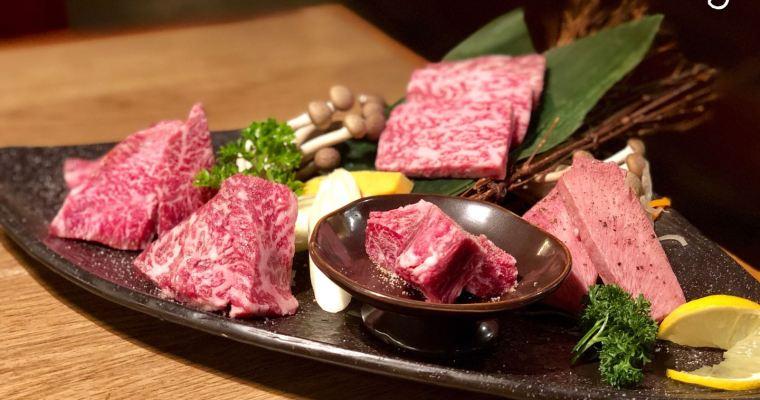 【金金日式燒肉店】油香十足日式烤肉