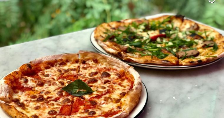 【PizzaExpress】抵食夾大份$499四人套餐