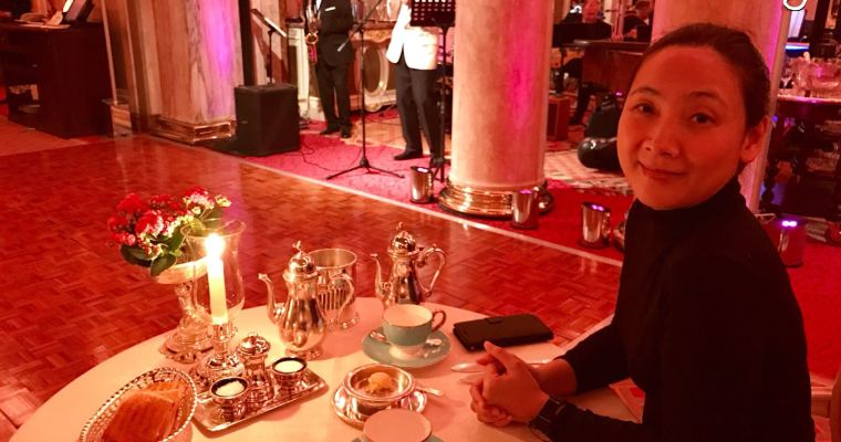 【倫敦The Ritz Restaurant】足夠我回味一生的晚飯