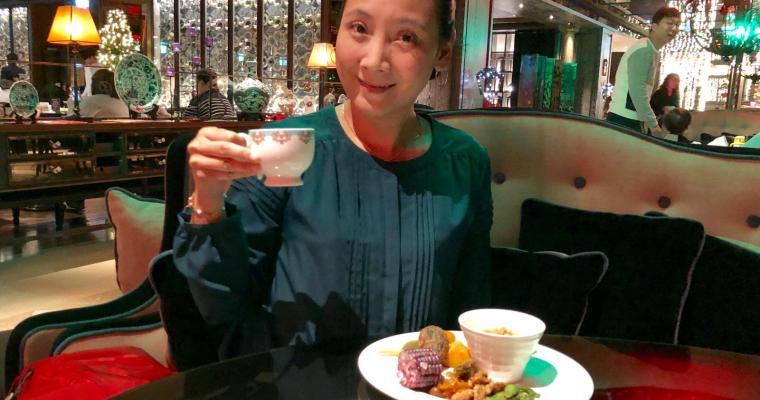 【鬈毛妹在台北。住宿推薦。君品酒店】不能更方便!四通八達的五星級典雅歐式堡壘