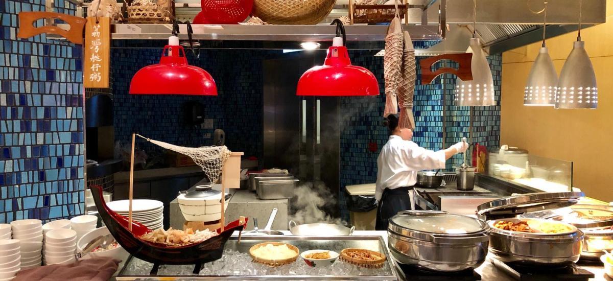 【MoMo Café】抵食六折Buffet 大賣香港風情