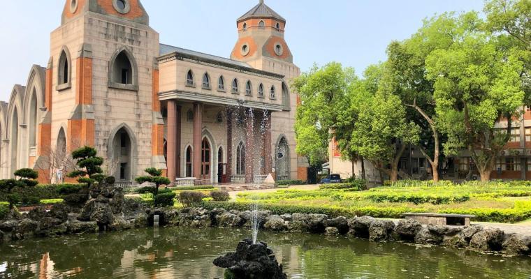【鬈毛妹在台灣】淡水全新酒店「蘊泉庄」周邊玩樂篇  文青拍照路線全公開!