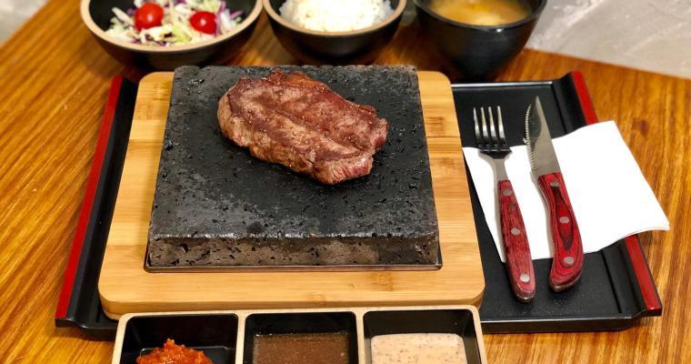 【牛極】$78牛肩肉眼套餐。前菜餐湯白飯任裝