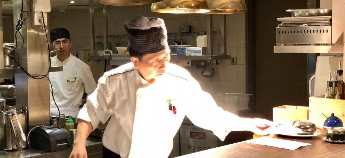 【Osteria 意大利餐廳】一次吃齊魚蝦蟹!鮮味滿分