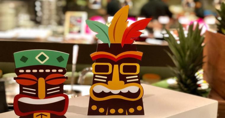 【The Place】夏威夷主題自助餐  七折優惠更抵食