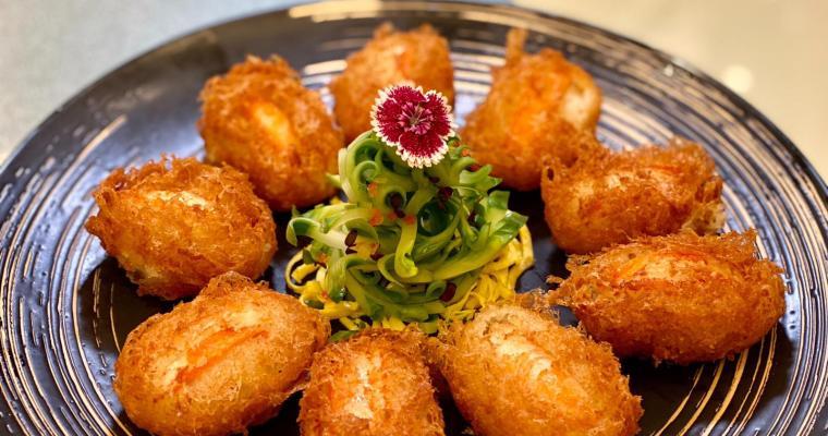 【玉庭】炒蝦拆蟹!四位用海鮮套餐$988起