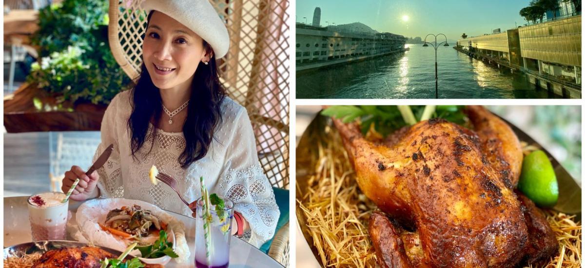 【Lady Nara】曼谷人氣餐廳落戶海港城    超多打卡位!