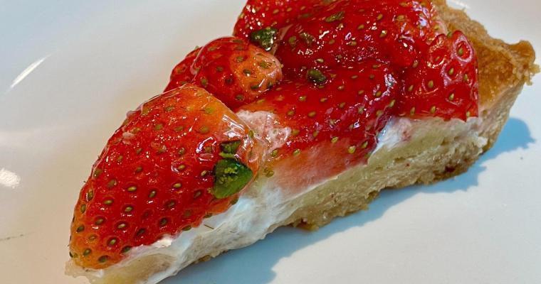 【Park Café】好有日本Cafe感覺!酒店草莓下午茶每位$140