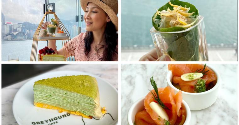 【Greyhound Café】泰式下午茶  $368/二人份夠抵食