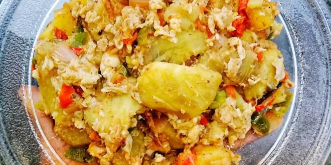 Potato porridge