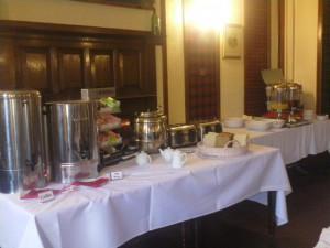 Killin hotel scotland buffet breakfast
