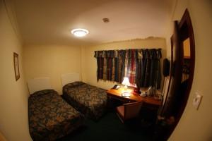 Anchorage Hotel Troon Bedroom