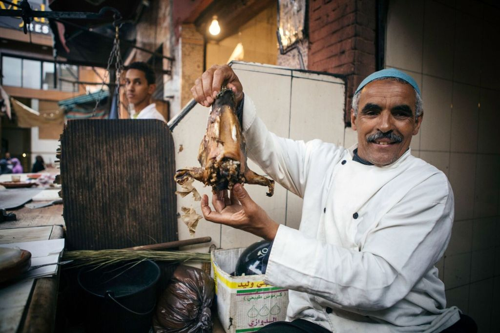 A Walking Food Tour of Marrakech