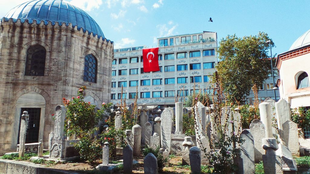 A Walking Tour of Istanbul with Serif Yenen