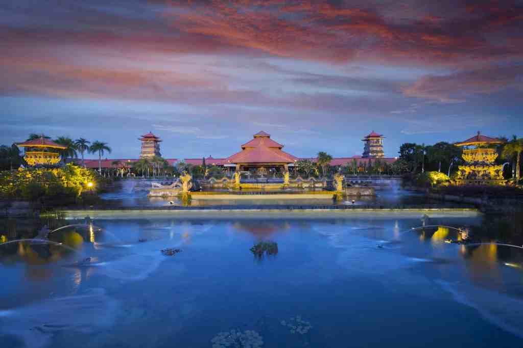 Hotel Review: Ayodya Resort, Nusa Dua Bali