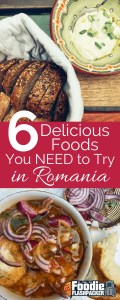 Romanian food, while holding it's own distinct characteristics, also borrows from surrounding countries and cultures which it has been influenced by. You can see examples of Ottoman, German, Bulgarian and Serbian influence in the local dishes. This unique blend, along with the tradition of making use of what's seasonally available, means Romanian food is unique and as I found out- quite delicious.