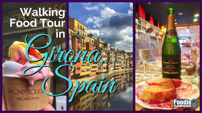 A Walking Food Tour of Girona with Girona Food Tours