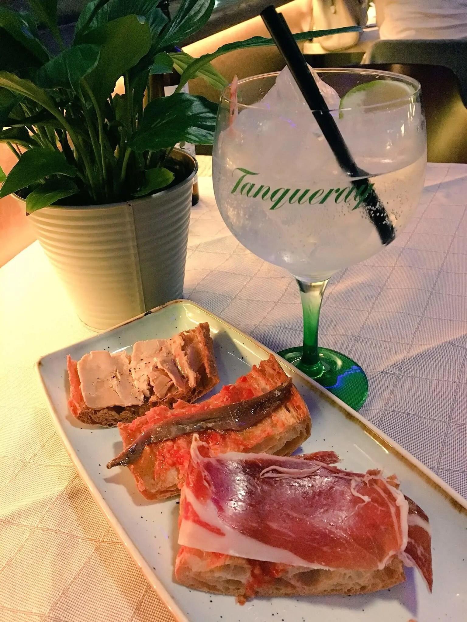 Indigo restaurant Girona Spain Costa Brava