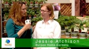 Shirley Bovshow Foodie Gardener Burpee Home Gardens