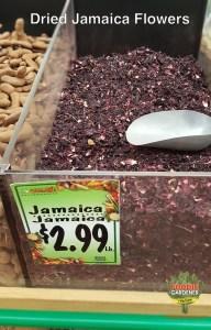 HIBISUCUS-DRIED-FLOWER-JAMAICA-MEXICAN-MARKET-FOODIE-GARDENER-BLOG