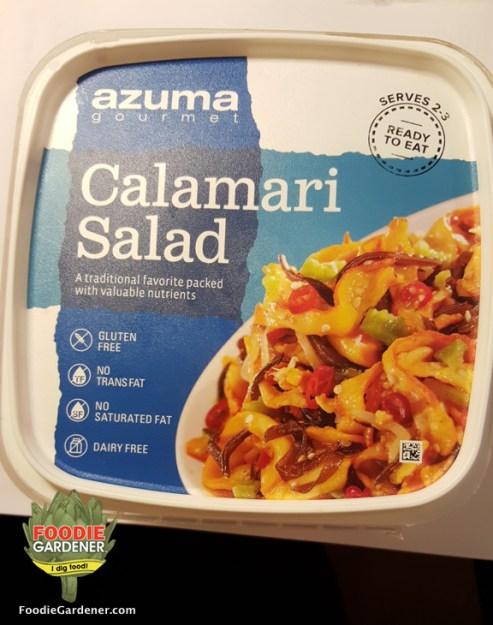 AZUMA-GOURMET-CALAMARI-SALAD-2-POINT-WEIGHT-WATCHERS-SALAD-RECIPE-BY-SHIRLEY-BOVSHOW-FOODIE-GARDENER