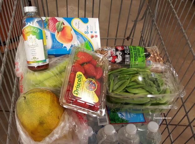 healthy-fresh-food-from-market-yogurt-kamboucha-bananas-papaya-whole-grain-bread-foodie-gardener