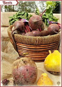 beets are a cool season vegetable