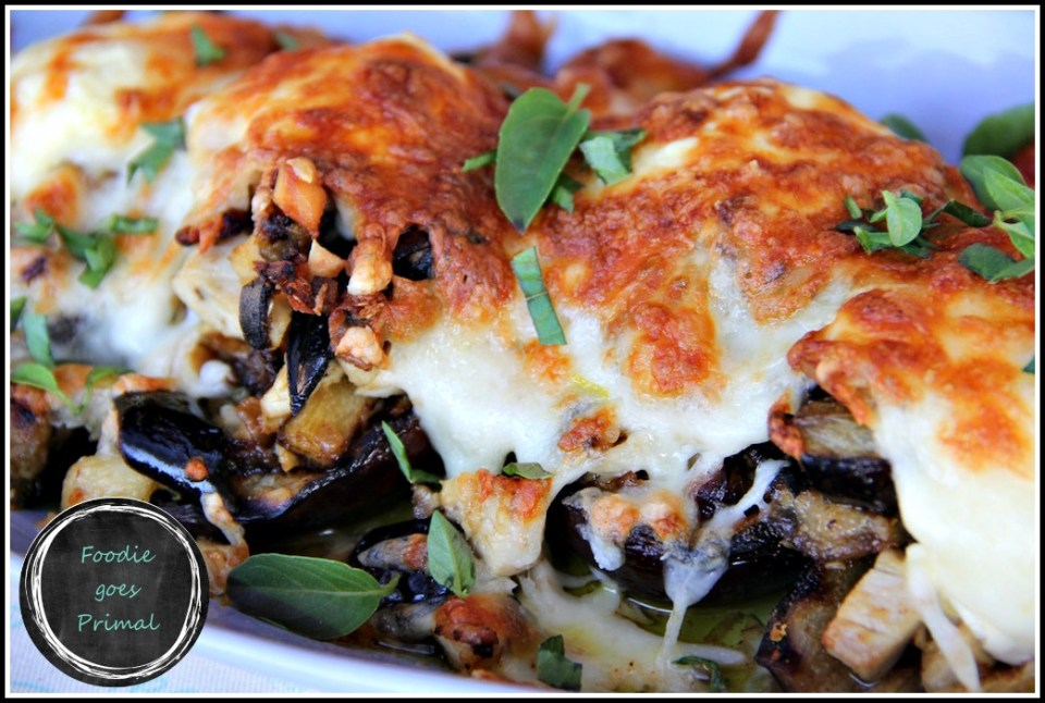 go-to-recipe aubergine bake