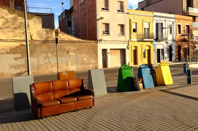 Sofa in Vilanova