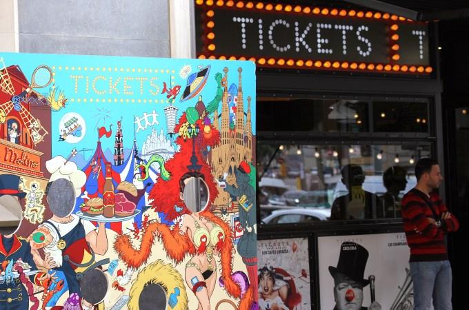 Tickets Bar, Barcelona