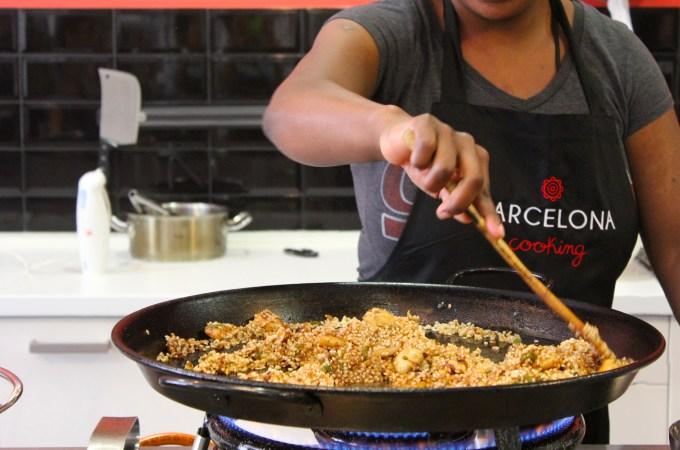 Barcelona Cooking