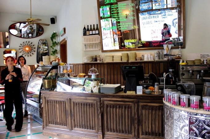 Rodriguez Juice Bar Barcelona