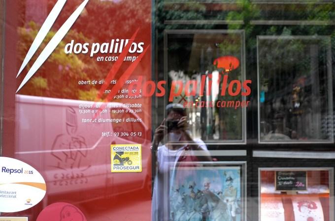 Dos Palillos, Barcelona