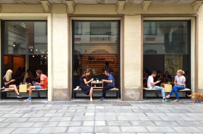 Federal Cafe in El Barri Gotic