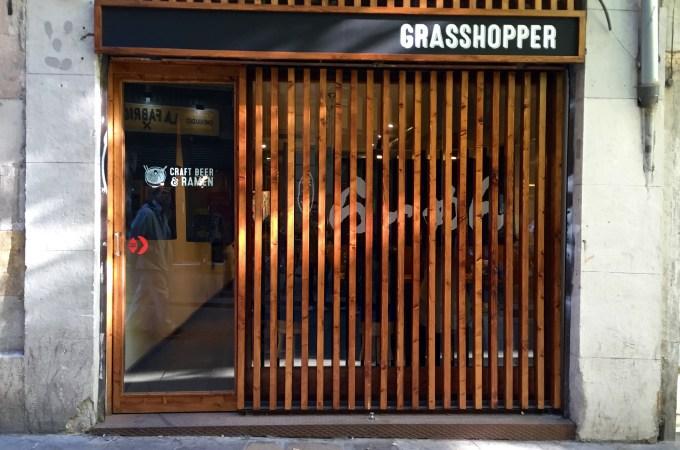 Grasshopper Ramen