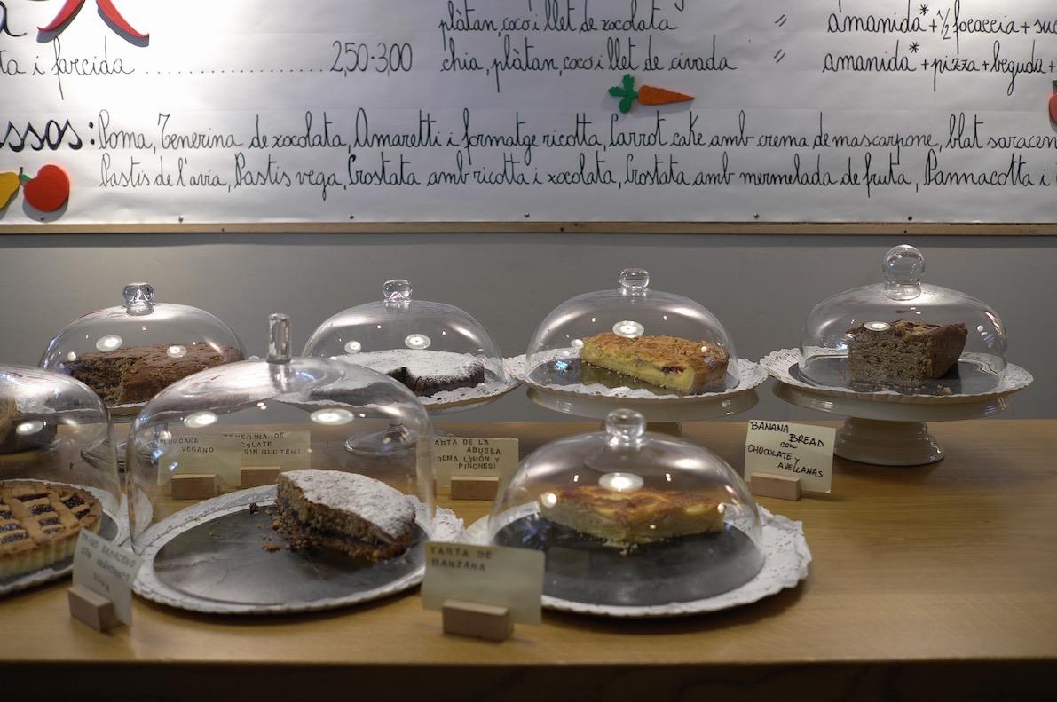 Cakes at Nabucco Tiramisu