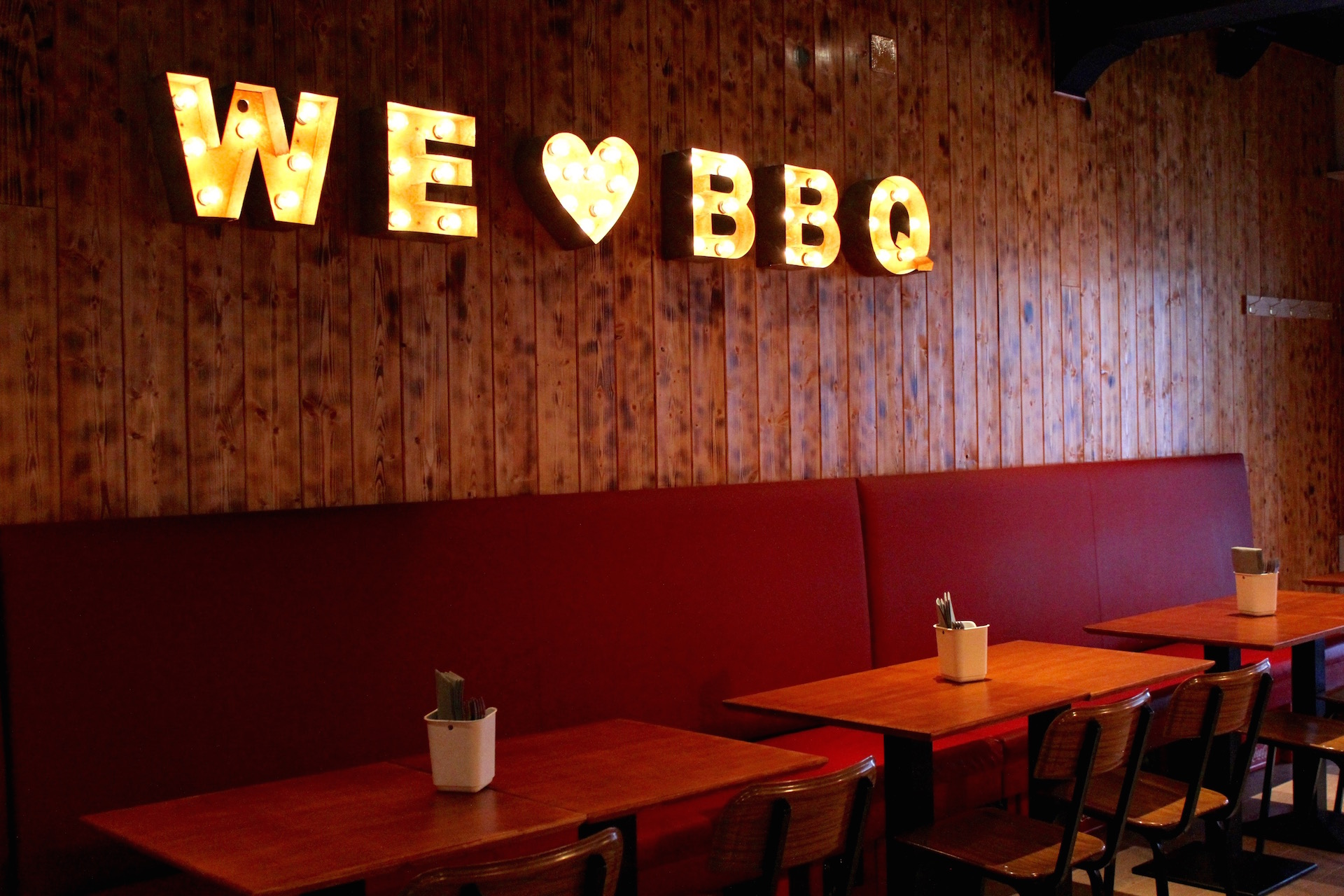 We love BBQ