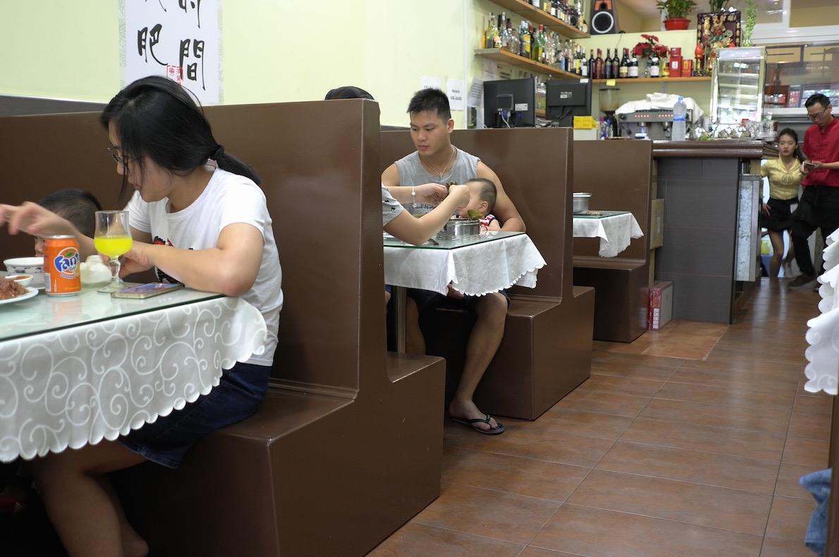 Inside Dim Sum Cantonese