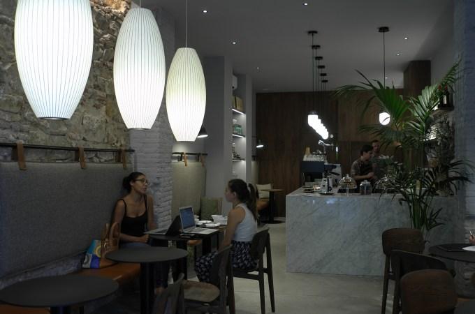 Cargo Cafe